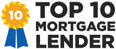 Top 10 Mortgage Lender Icon
