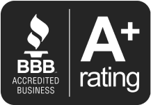 BBB Accredited Icon - A+ Rating